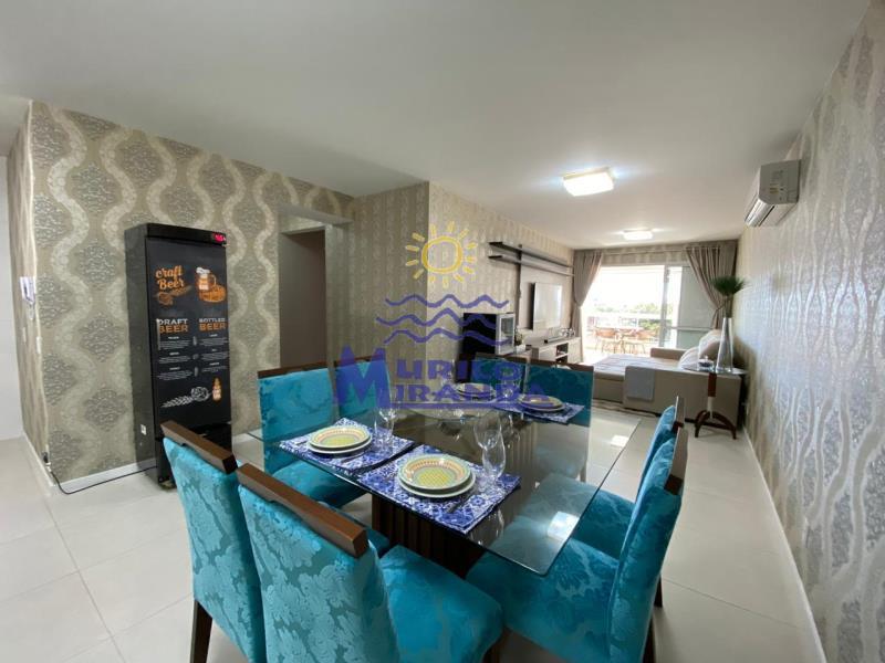 Apartamento Codigo 143 para locação de temporada no bairro PALMAS na cidade de Governador Celso Ramos