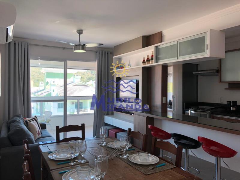 Apartamento Codigo 146 para locação de temporada no bairro PALMAS na cidade de Governador Celso Ramos