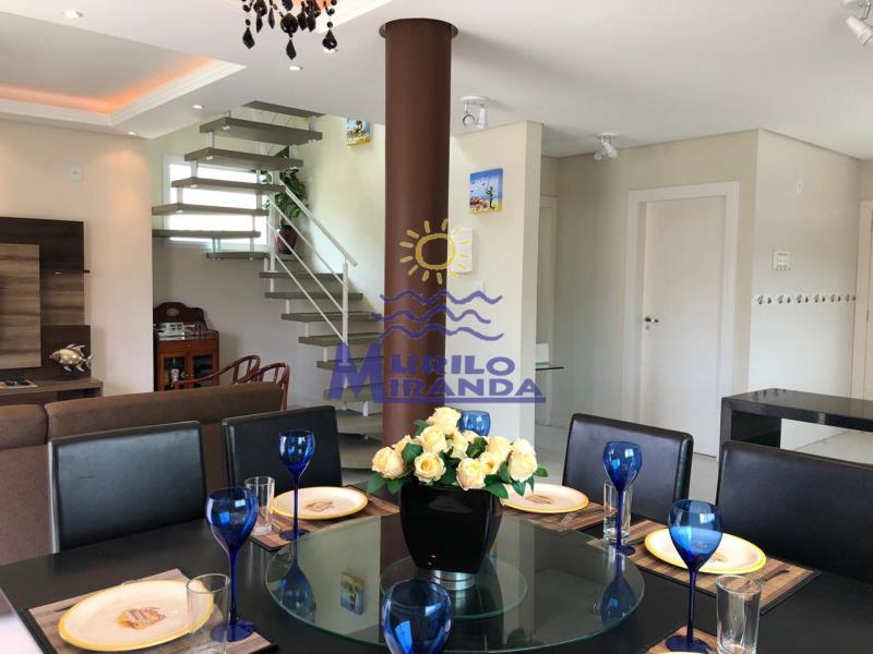 Casa Codigo 151 para locação de temporada no bairro PALMAS na cidade de Governador Celso Ramos