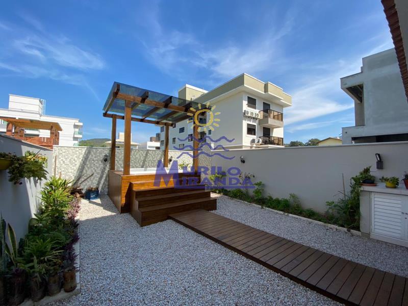 Casa Codigo 153 para locação de temporada no bairro PALMAS na cidade de Governador Celso Ramos