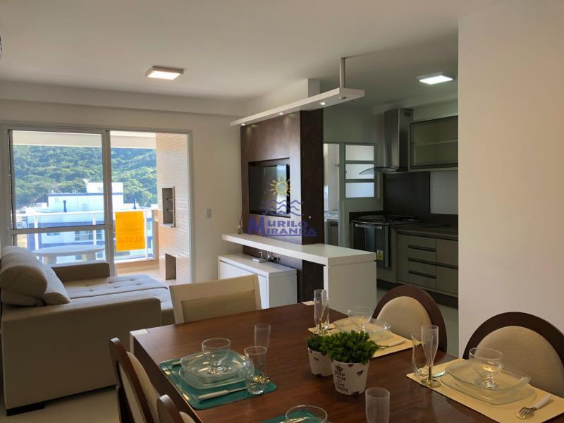 Apartamento Codigo 154 para locação de temporada no bairro PALMAS na cidade de Governador Celso Ramos