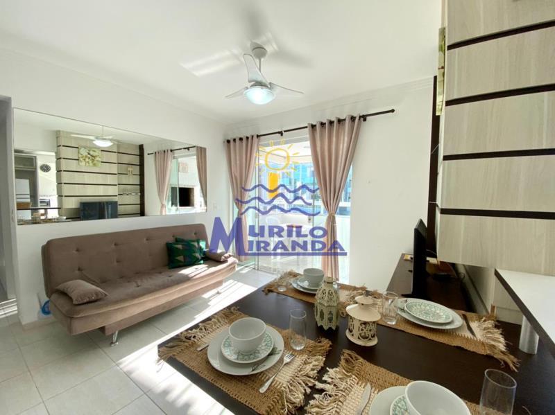 Apartamento Codigo 155 para locação de temporada no bairro PALMAS na cidade de Governador Celso Ramos