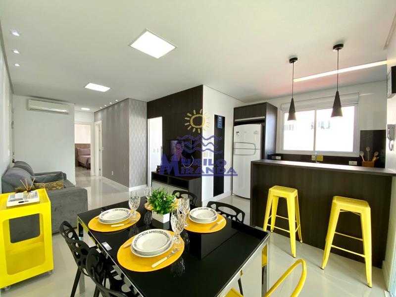 Apartamento Codigo 159 para locação de temporada no bairro PALMAS na cidade de Governador Celso Ramos