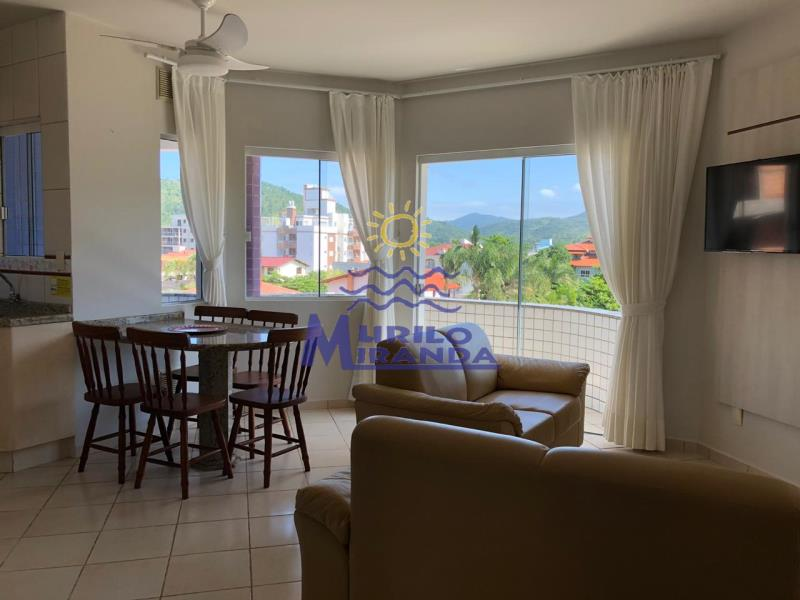 Apartamento Codigo 167 para locação de temporada no bairro PALMAS na cidade de Governador Celso Ramos
