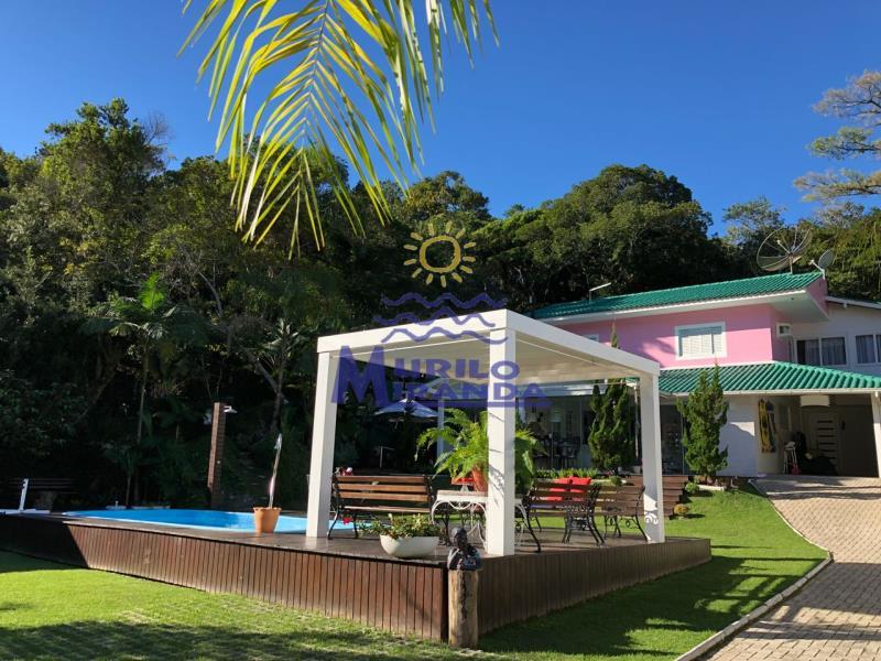 Casa Codigo 176 para locação de temporada no bairro PALMAS na cidade de Governador Celso Ramos