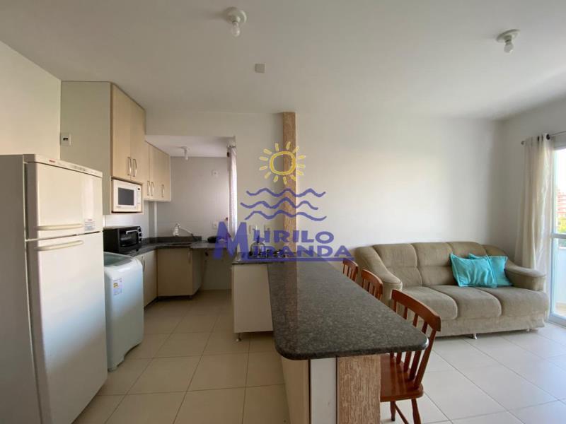 Apartamento Codigo 183 para locação de temporada no bairro PALMAS na cidade de Governador Celso Ramos
