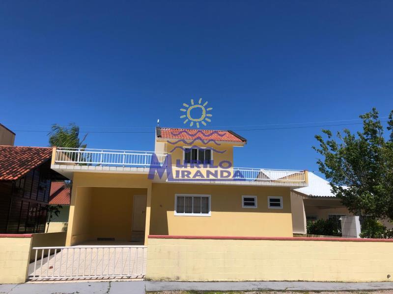 Casa Codigo 195 para locação de temporada no bairro PALMAS na cidade de Governador Celso Ramos