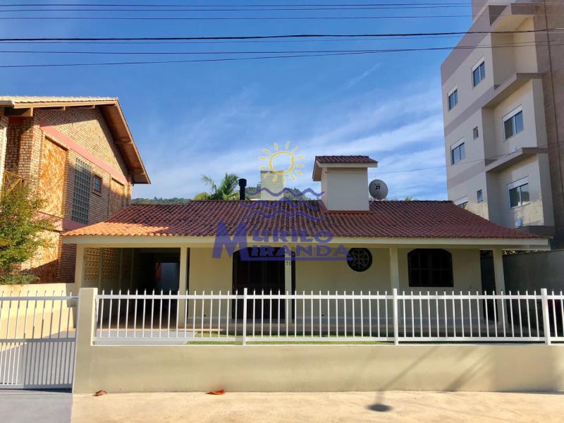Casa Codigo 203 para locação de temporada no bairro PALMAS na cidade de Governador Celso Ramos