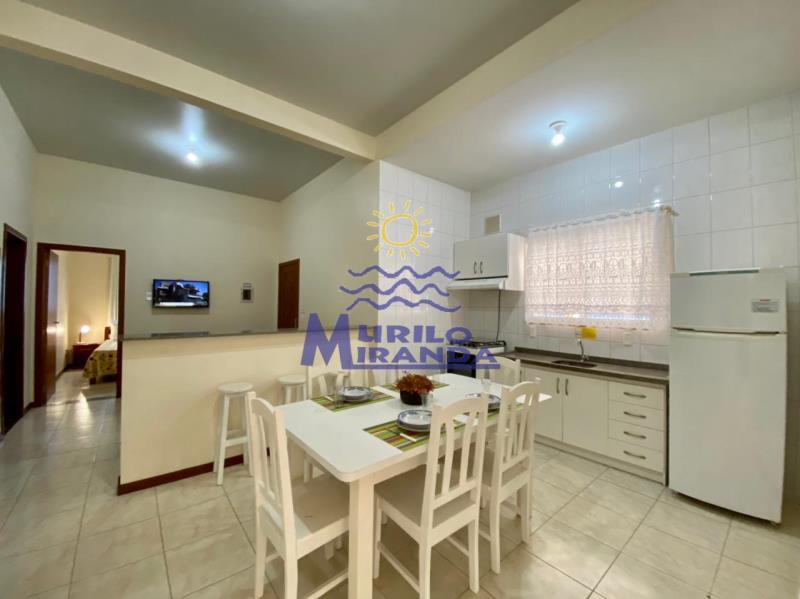 Apartamento Codigo 212 para locação de temporada no bairro PALMAS na cidade de Governador Celso Ramos