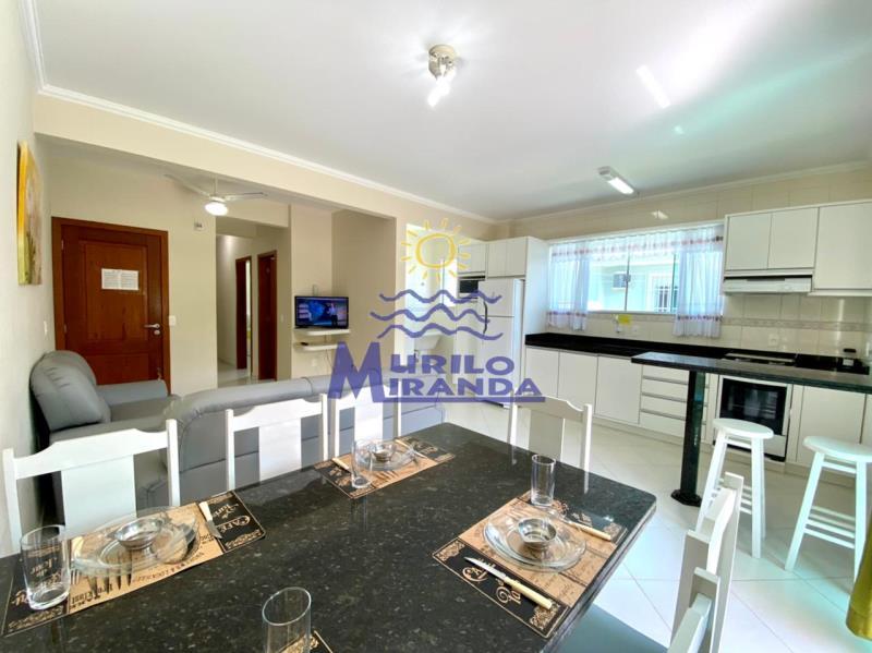 Apartamento Codigo 224 para locação de temporada no bairro PALMAS na cidade de Governador Celso Ramos