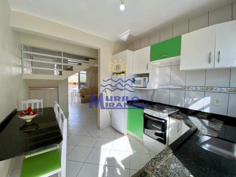 Apartamento Codigo 228 para locação de temporada no bairro PALMAS na cidade de Governador Celso Ramos