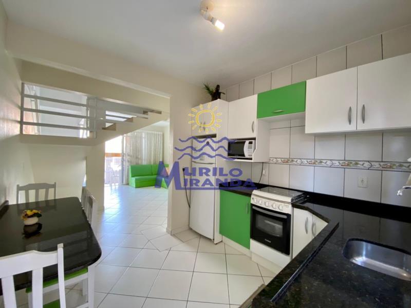Apartamento Codigo 230 para locação de temporada no bairro PALMAS na cidade de Governador Celso Ramos
