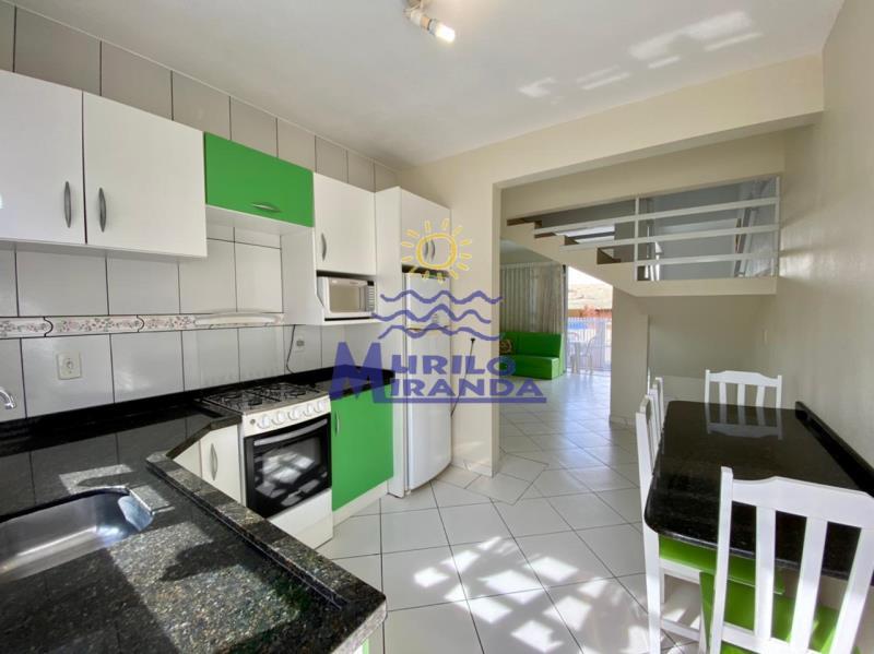 Apartamento Codigo 231 para locação de temporada no bairro PALMAS na cidade de Governador Celso Ramos