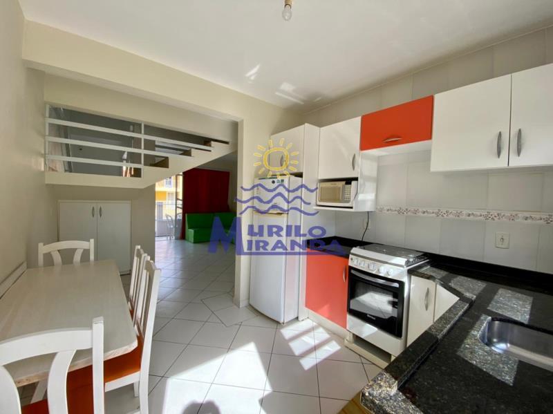 Apartamento Codigo 232 para locação de temporada no bairro PALMAS na cidade de Governador Celso Ramos