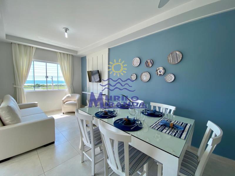 Apartamento Codigo 249 para locação de temporada no bairro PALMAS na cidade de Governador Celso Ramos