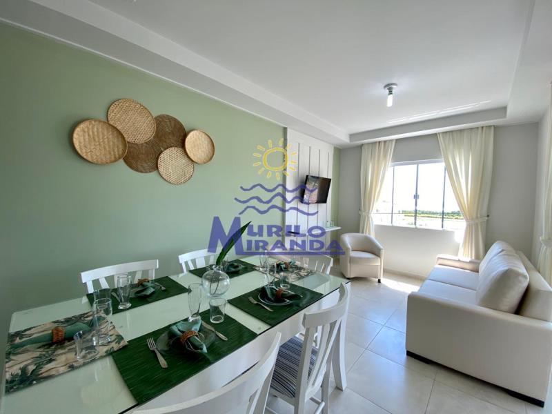 Apartamento Codigo 250 para locação de temporada no bairro PALMAS na cidade de Governador Celso Ramos