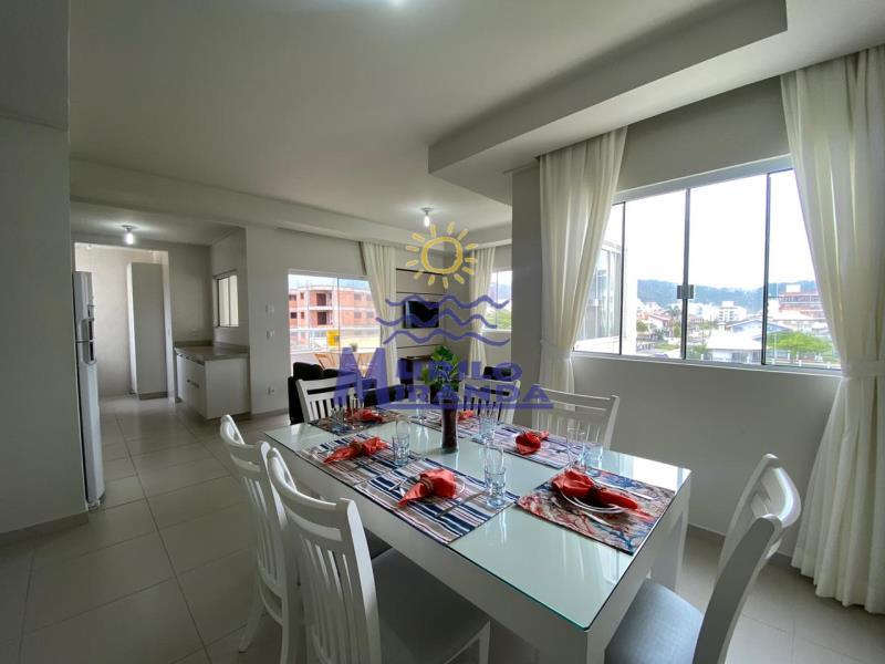 Apartamento Codigo 265 para locação de temporada no bairro PALMAS na cidade de Governador Celso Ramos
