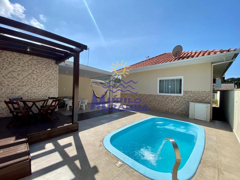 Casa Codigo 444 a Venda no bairro Vila de Palmas na cidade de Governador Celso Ramos