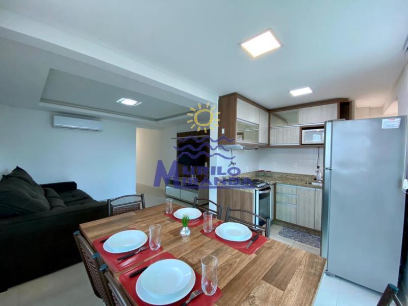 Apartamento Codigo 15 para locação de temporada no bairro PALMAS na cidade de Governador Celso Ramos