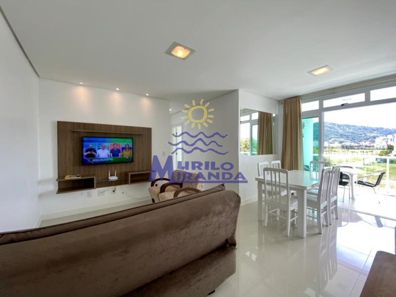 Apartamento Codigo 19 para locação de temporada no bairro PALMAS na cidade de Governador Celso Ramos