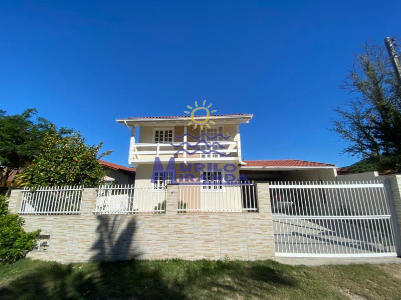 Casa Codigo 505 a Venda no bairro Vila de Palmas na cidade de Governador Celso Ramos