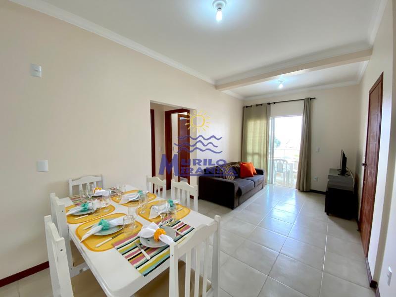 Apartamento Codigo 57 para locação de temporada no bairro PALMAS na cidade de Governador Celso Ramos