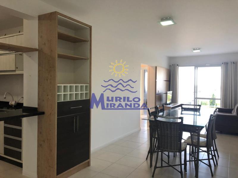 Apartamento Codigo 125 para locação de temporada no bairro PALMAS na cidade de Governador Celso Ramos