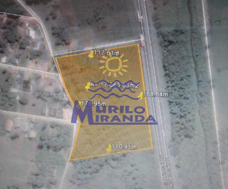 Terreno Codigo 613 a Venda no bairro Centro na cidade de Governador Celso Ramos