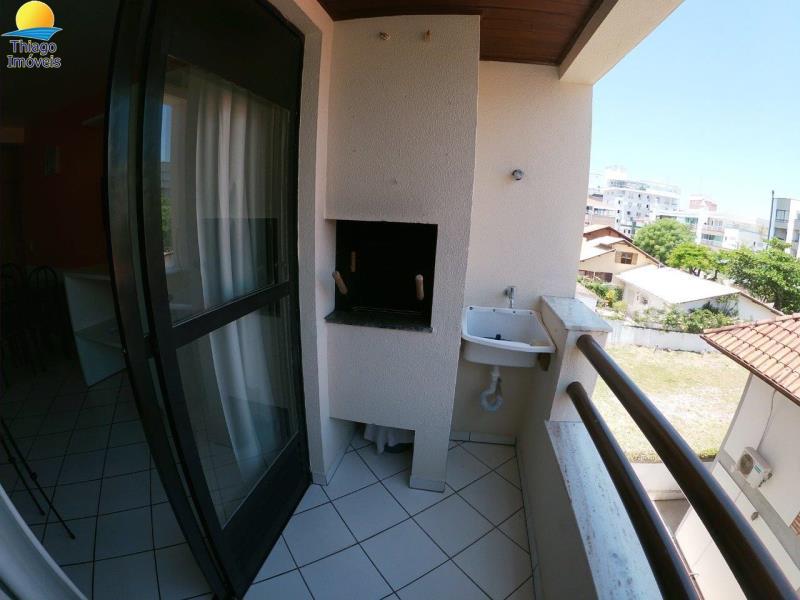 Apartamento com o Código 10005448 à Venda no bairro Canasvieiras na cidade de Florianópolis com 1 dormitorio(s) possui 1 garagem(ns) possui 1 banheiro(s) com área de 42,70 m2