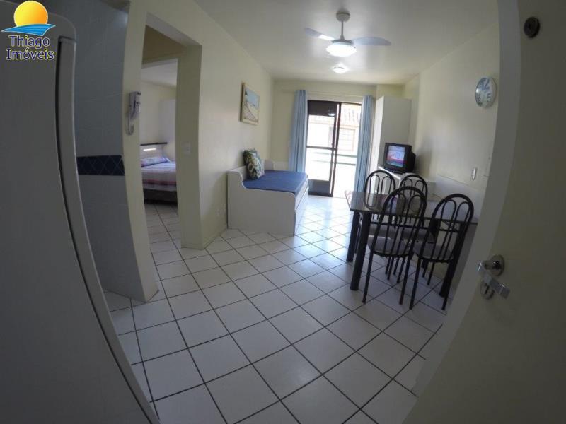 Apartamento com o Código 10005427 à Venda no bairro Canasvieiras na cidade de Florianópolis com 1 dormitorio(s) possui 1 garagem(ns) possui 1 banheiro(s) com área de 41,04 m2