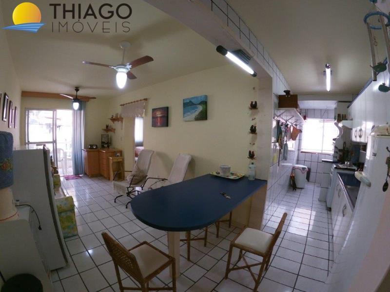 Apartamento com o Código 3613 para alugar no bairro Canasvieiras na cidade de Florianópolis com 2 dormitorio(s) possui 2 garagem(ns) possui 1 banheiro(s) com área de 79,33 m2