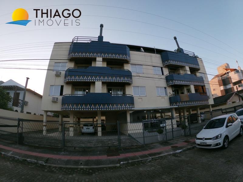 Apartamento com o Código 10003547 à Venda no bairro Canasvieiras na cidade de Florianópolis com 1 dormitorio(s) possui 1 banheiro(s)