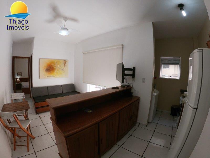 Apartamento com o Código 2412 para alugar na temporada no bairro Cachoeira do Bom Jesus na cidade de Florianópolis com 1 dormitorio(s) possui 1 garagem(ns) possui 1 banheiro(s) com área de 39,26 m2