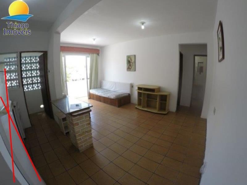 Apartamento com o Código 10001069 à Venda no bairro Canasvieiras na cidade de Florianópolis com 1 dormitorio(s) possui 1 garagem(ns) possui 1 banheiro(s)