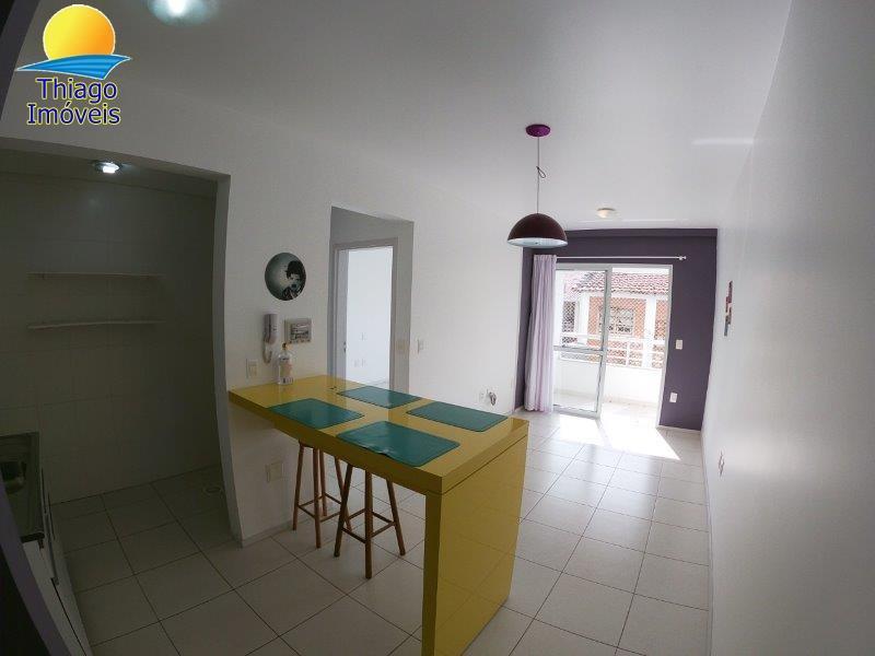 Apartamento com o Código 10001361 para alugar no bairro Canasvieiras na cidade de Florianópolis com 1 dormitorio(s) possui 1 garagem(ns) possui 1 banheiro(s) com área de 54,98 m2