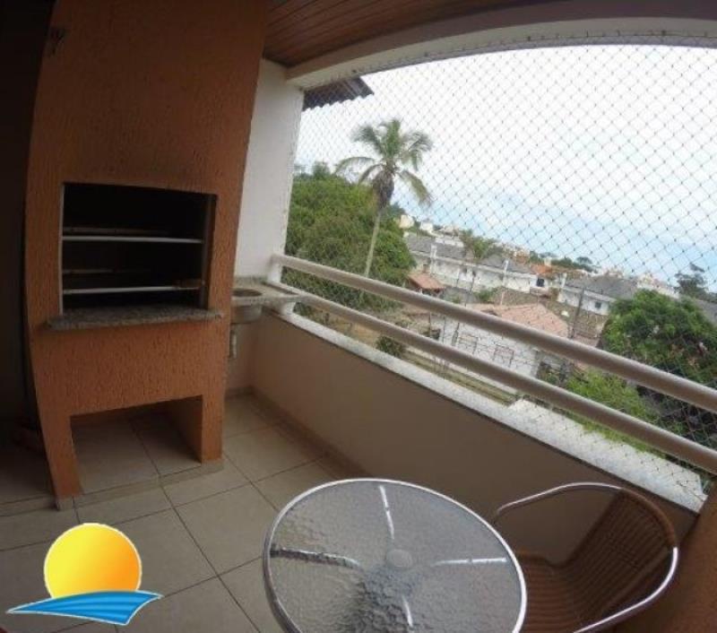 Apartamento com o Código 729 para alugar no bairro Canasvieiras na cidade de Florianópolis com 1 dormitorio(s) possui 1 garagem(ns) possui 1 banheiro(s) com área de 58,22 m2