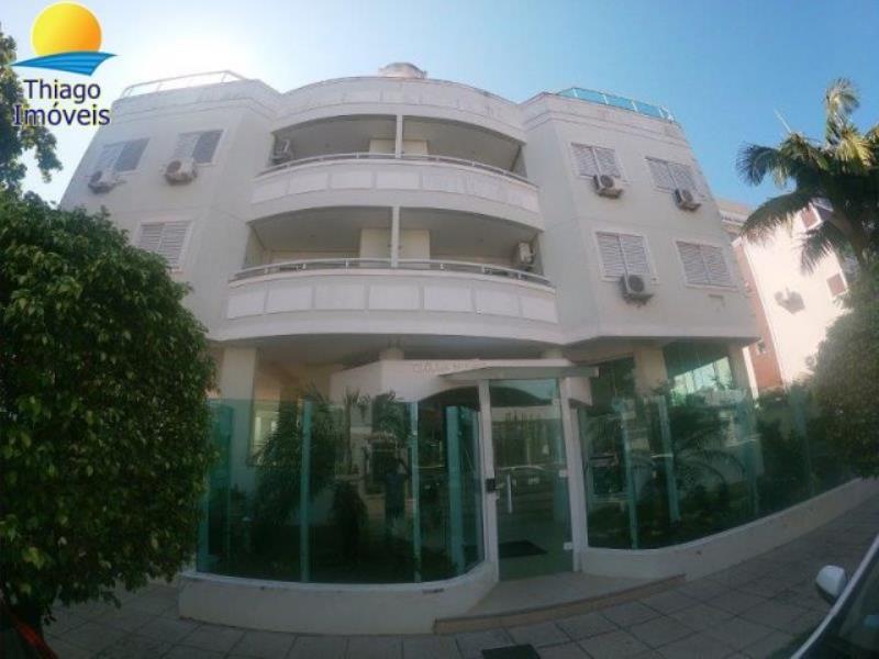 Apartamento com o Código 173 para alugar no bairro Canasvieiras na cidade de Florianópolis com 2 dormitorio(s) possui 1 garagem(ns) possui 2 banheiro(s)