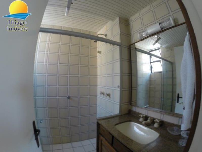 Banheiro social suíte.