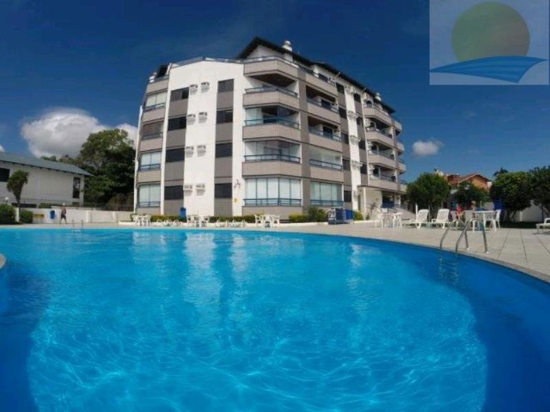 Apartamento com o Código 10001858 à Venda no bairro Canasvieiras na cidade de Florianópolis com 2 dormitorio(s) possui 1 garagem(ns) possui 1 banheiro(s)