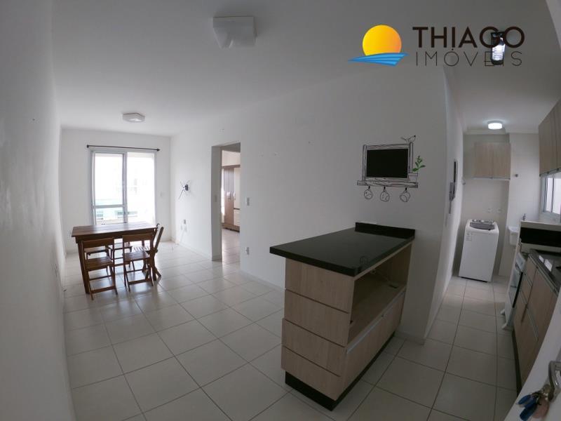 Apartamento com o Código 266 à Venda no bairro Canasvieiras na cidade de Florianópolis com 2 dormitorio(s) possui 1 garagem(ns) possui 2 banheiro(s) com área de 60,00 m2