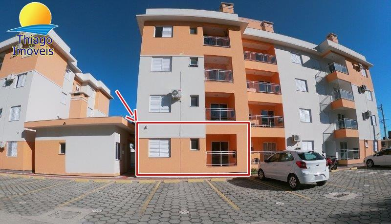Apartamento com o Código 10004614 para alugar no bairro Vargem Grande na cidade de Florianópolis com 2 dormitorio(s) possui 1 garagem(ns) possui 1 banheiro(s) com área de 54,73 m2