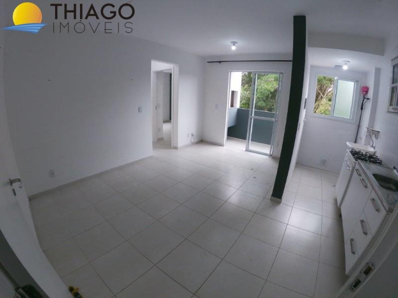 Apartamento com o Código 104454208 para alugar no bairro Canasvieiras na cidade de Florianópolis com 2 dormitorio(s) possui 1 garagem(ns) possui 1 banheiro(s) com área de 51,85 m2