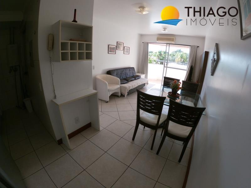 Apartamento com o Código 31 para alugar no bairro Cachoeira do Bom Jesus na cidade de Florianópolis com 1 dormitorio(s) possui 1 garagem(ns) possui 1 banheiro(s)