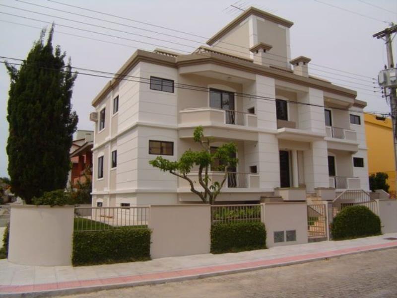 Apartamento com o Código 352 para alugar na temporada no bairro Canasvieiras na cidade de Florianópolis com 2 dormitorio(s) possui 1 garagem(ns) possui 1 banheiro(s)
