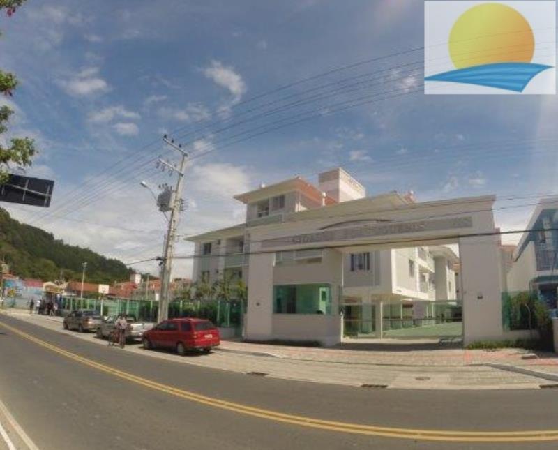 Apartamento com o Código 290 para alugar no bairro Canasvieiras na cidade de Florianópolis com 2 dormitorio(s) possui 1 garagem(ns) possui 1 banheiro(s) com área de 65,11 m2
