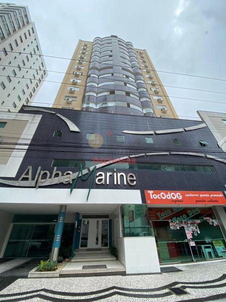 Apartamento Codigo 4173 para Locacao no bairro Centro na cidade de Balneário Camboriú