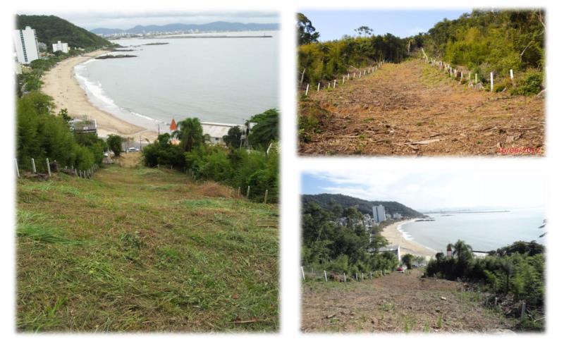 Terreno Codigo 4795 a Venda no bairro-Cabeçudas na cidade de Itajaí