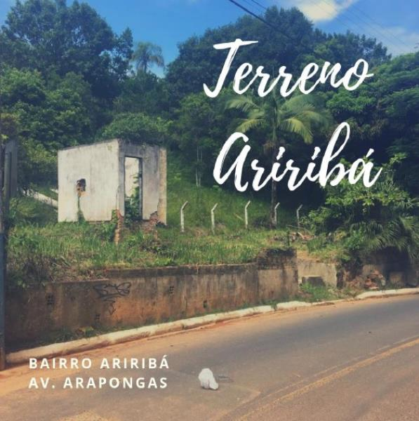 Terreno Codigo 4799 a Venda no bairro-Ariribá na cidade de Balneário Camboriú