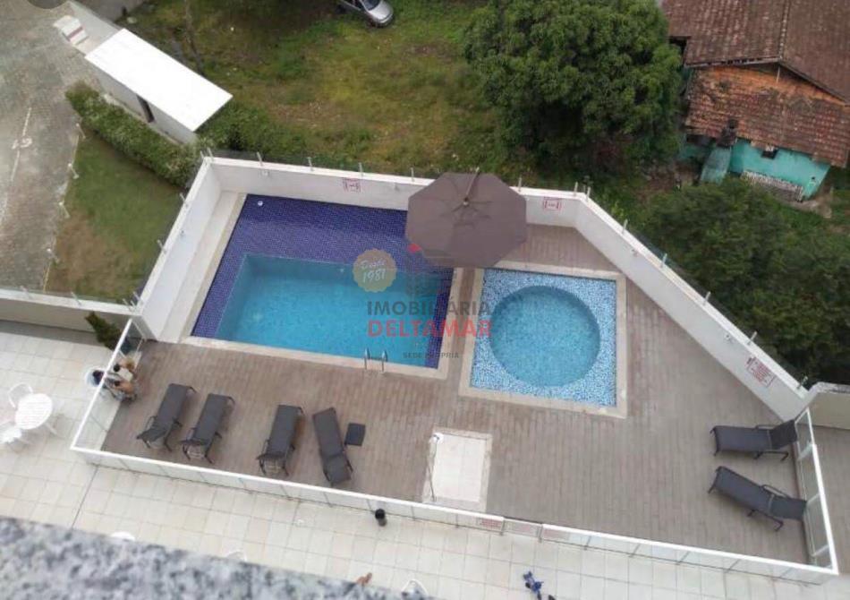 3 - vista da piscina Predio