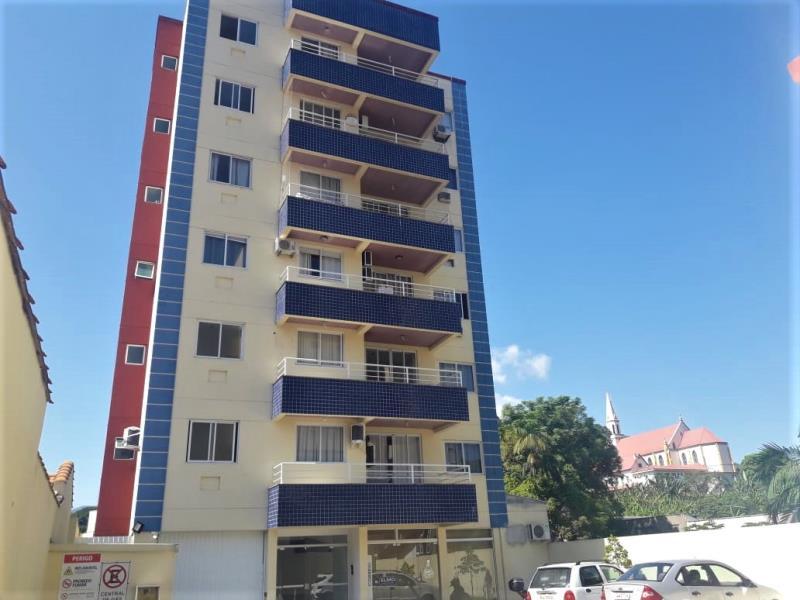 Apartamento Código 125 para alugar no bairro Centro na cidade de Santo Amaro da Imperatriz Condominio residencial elmo
